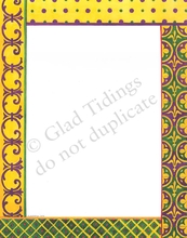 Product Image For Mardi Gras Party Paper